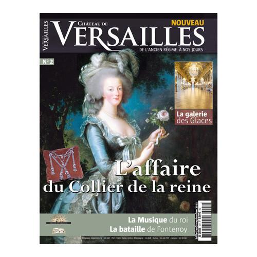 N°2 du magazine Château de Versailles