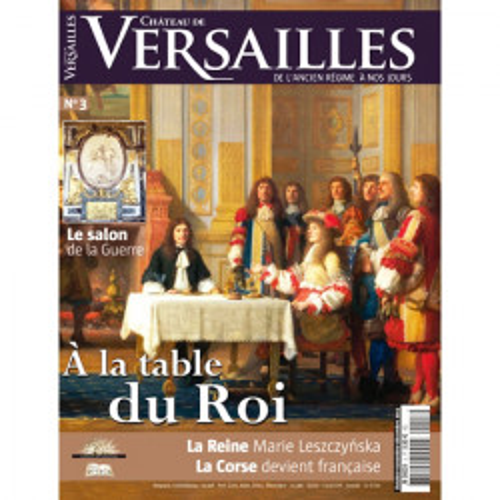 N°3 du magazine Château de Versailles