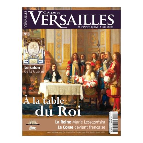 N°3 du magazine du Château de Versailles