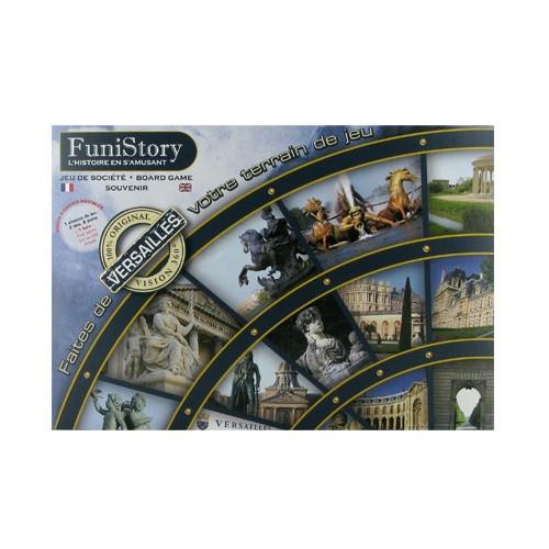 Jeu FuniStory Versailles