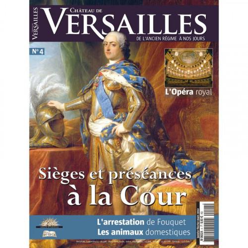 N°4 du magazine Château de Versailles