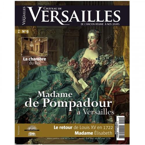 N°9 du magazine Château de Versailles