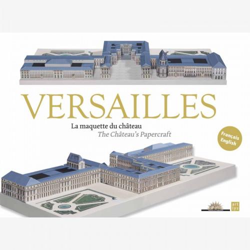 Versailles - la maquette du château