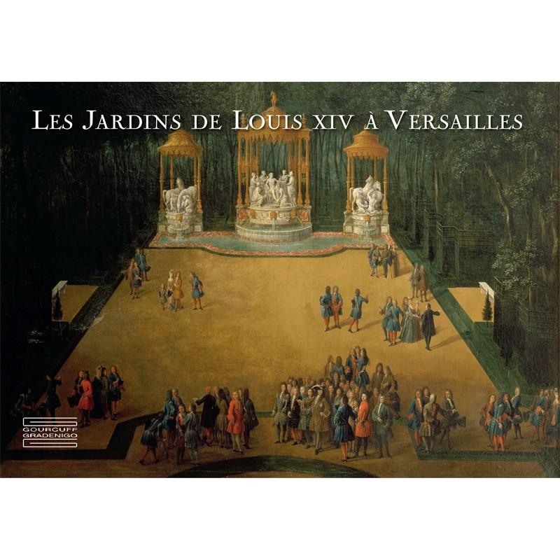 Louis XIV's garden at Versailles