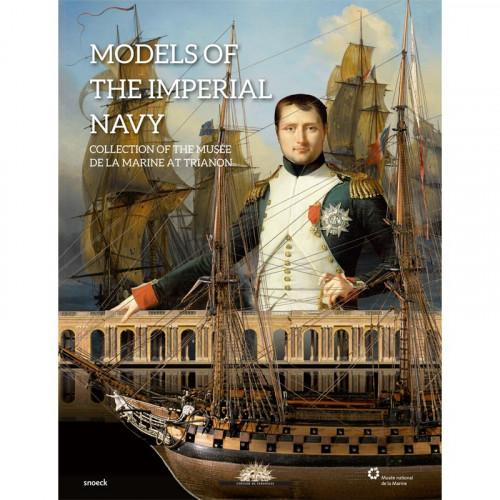 """Album de l'exposition """"Maquettes de la marine impériale"""""""