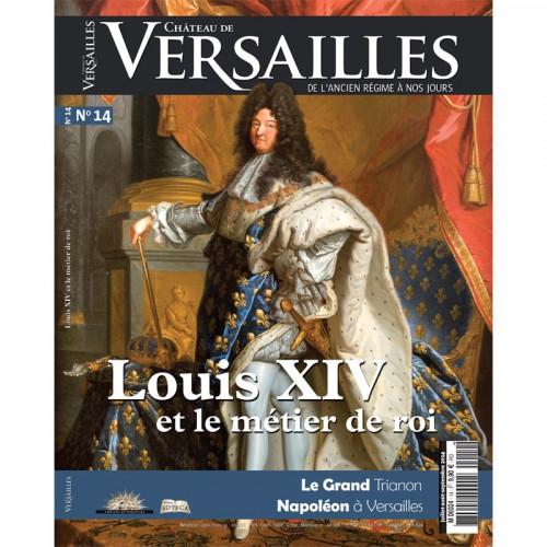 N°14 du magazine Château de Versailles