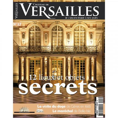 N° 17 du magazine château de versailles