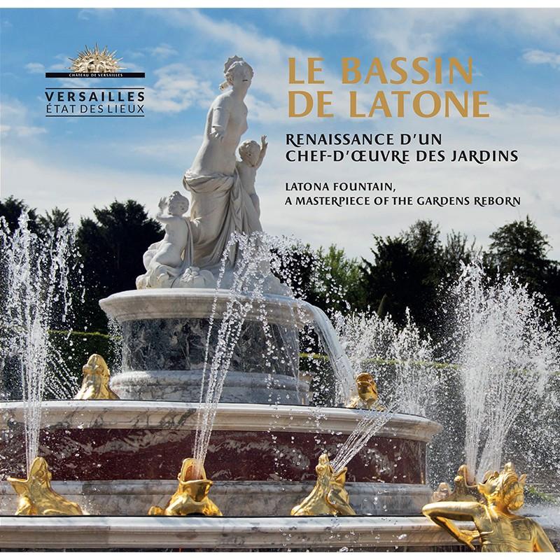Le bassin de latone boutique en ligne du ch teau de - Le jardin de versailles histoire des arts ...