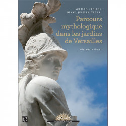 Mythological travel in the gardens of Versailles