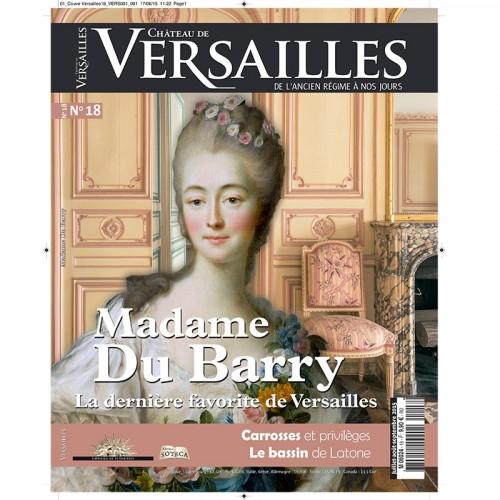 N° 18 du magazine château de Versailles