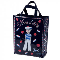 Large Petit Marin Shopping Bag