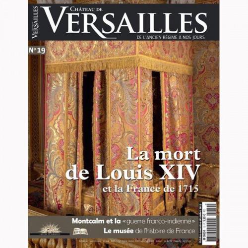 N° 19 du magazine château de Versailles