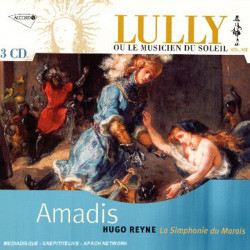 CD Amadis Lully volume VIII