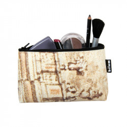"Make up bag ""18th century, Birth of  design"" - limited series"