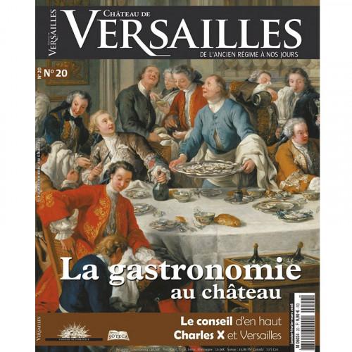 """Magazine """"Château de Versailles"""" N°20"""