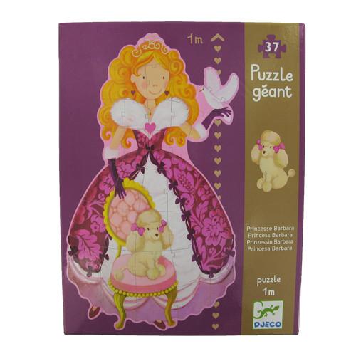 Puzzle géant de 37 pièces Princesse Barbara