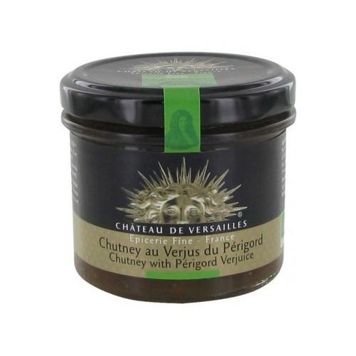 Chutney aux Verjus du Perigord