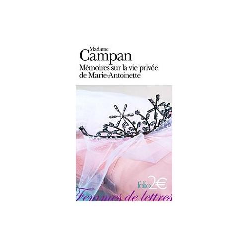 Mémoire sur la vie de Marie-Antoinette