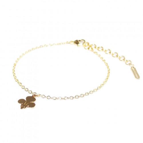 Bracelet Fleur de lys