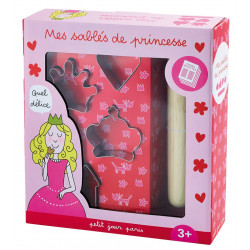 """Good Manners"" princess baking set"