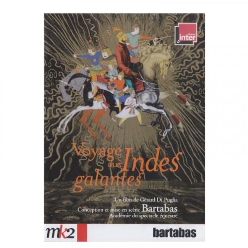 "DVD ""Les Indes Galantes"""