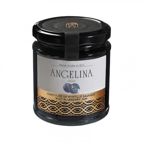 """Angelina"" Wild blueberry  jam"