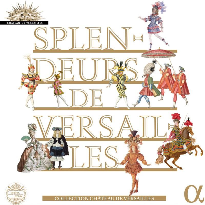 CD Splendeurs de Versailles
