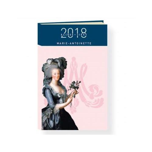 Agenda 2018 Marie-Antoinette