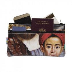 "Travel document holder ""Visitors to Versailles 1682-1789"" - Limited edition"
