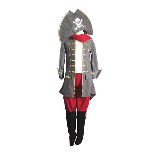 Costume de corsaire de légende