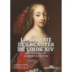 """From Versailles to Bussy-Rabutin, the Gallery of the beauties of Louis XIV"" exhibition booklet"