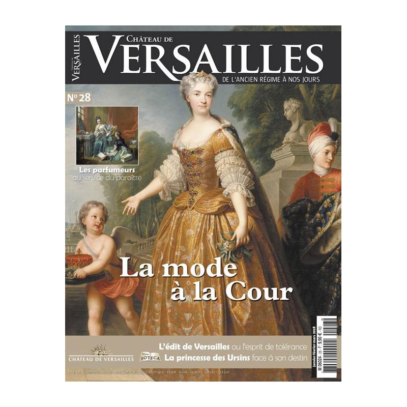 """Magazine """"Château de Versailles"""" N°28"""