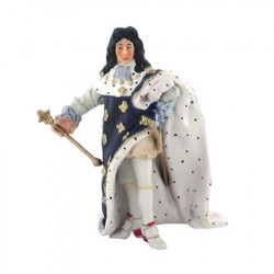Figurine of Louis XIV