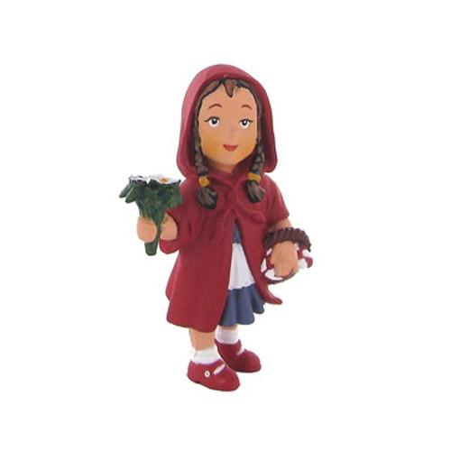 Figurine « Chaperon Rouge »