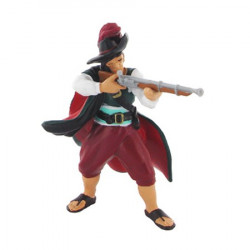 Figurine of a Corsair with a Musket