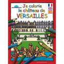 I colour the Château de Versailles