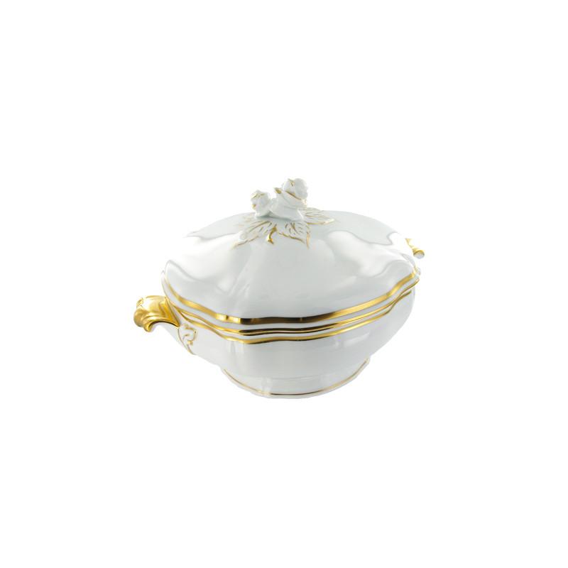 Soupière en porcelaine « Marie-Antoinette »
