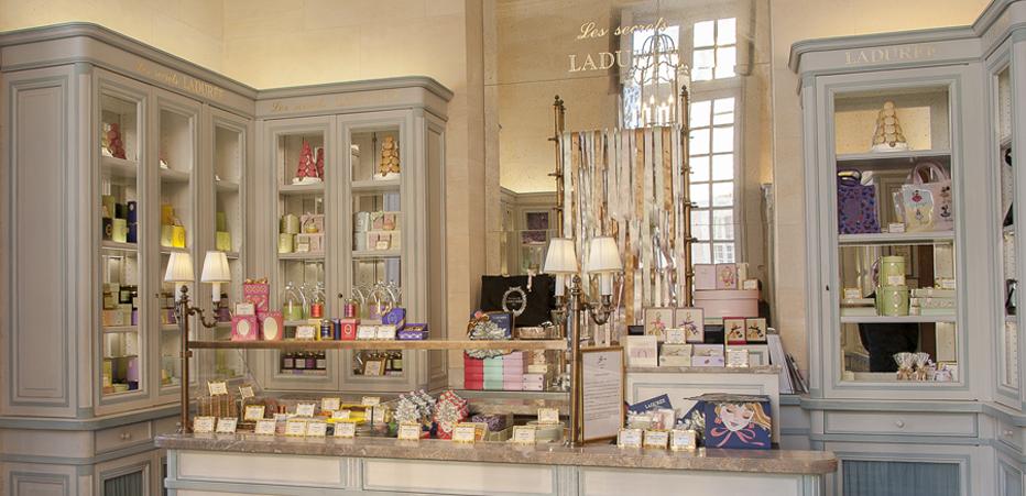 Ladurée - Boutique En Ligne Du Château De Versailles