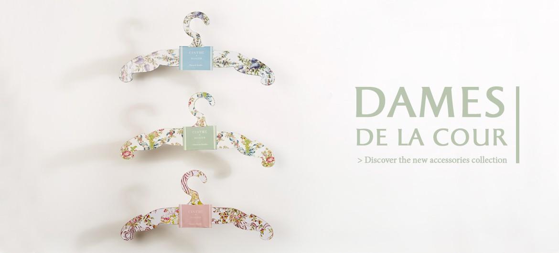 Dames de la Cour - New accessories collection