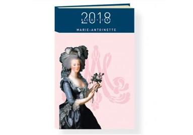 Diary 2018 Marie-Antoinette