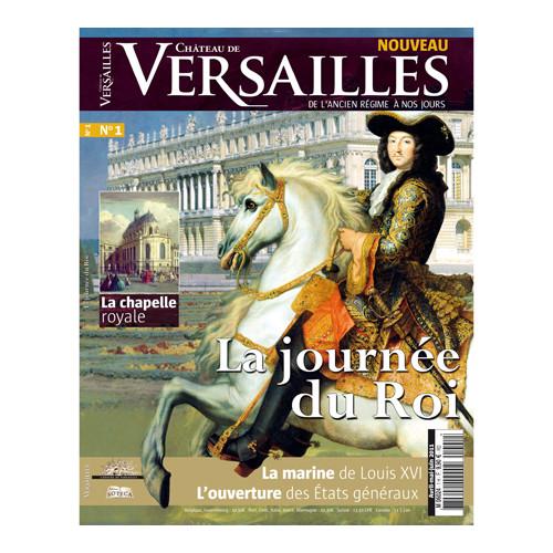 N°1 du magazine Château de Versailles