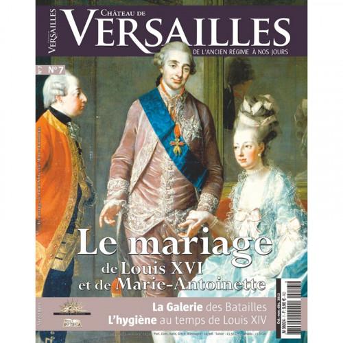 N°7 du magazine Château de Versailles