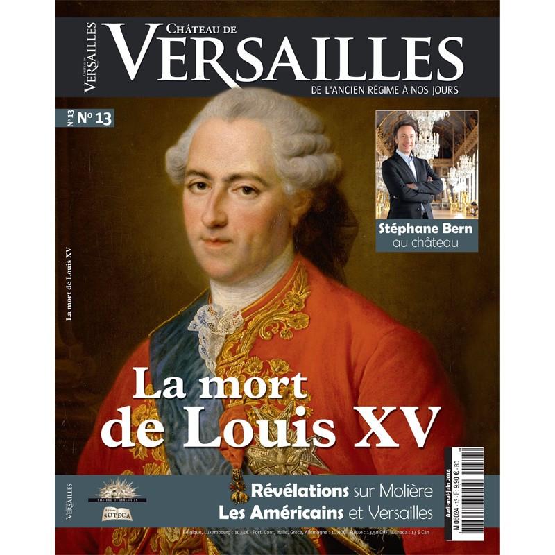 N°13 du magazine Château de Versailles