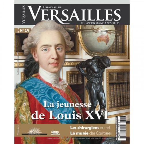 N° 15 du magazine château de versailles