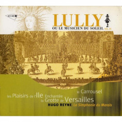 CD Le carrousel Lully volume III