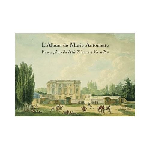 L'album de Marie-Antoinette