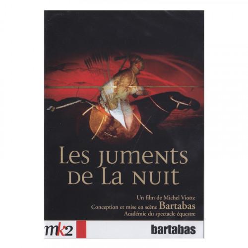 """DVD """"Juments de la Nuit"""""""