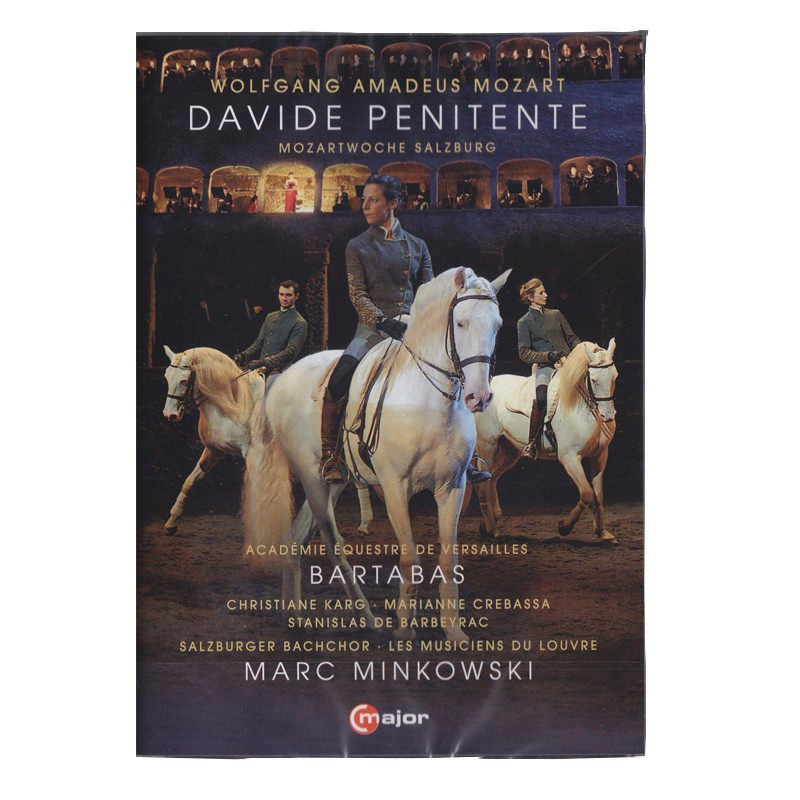 "DVD ""Davide Penitente"""