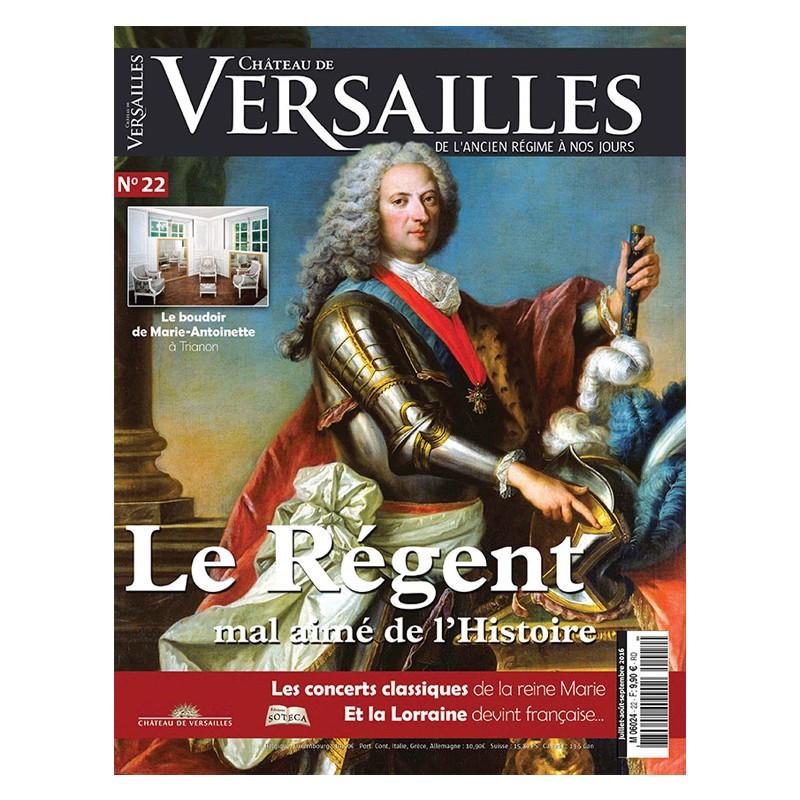 """Magazine """"Château de Versailles"""" N°22"""
