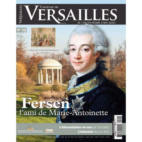 """Magazine """"Château de Versailles"""" N°29"""